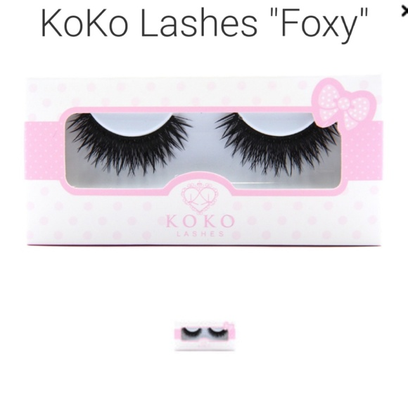 40e5cc6de5c koko lashes Makeup | Koko Foxy Lashes Set Of 2 | Poshmark